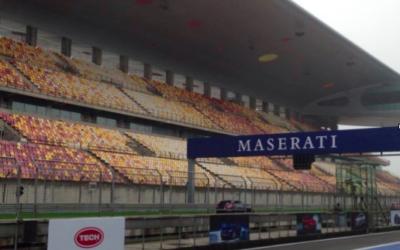 泰克中国全程助力玛莎拉蒂上海赛道日活动